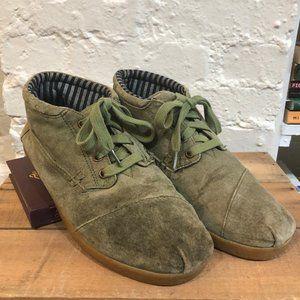 TOMS Suede Botas Chukka Boots